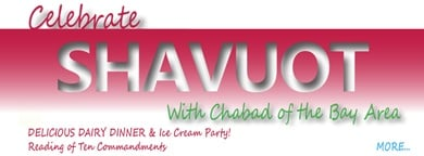 Shavuot Celebration - click for more